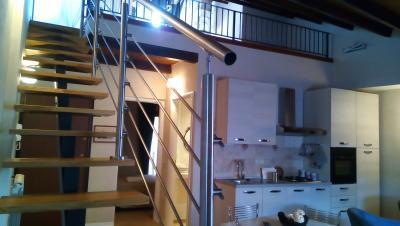 Appartamento Crux su due Piani