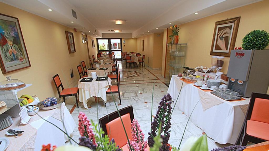 Camere e Prima Colazione in Hotel a Tivoli