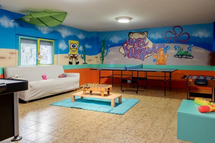 Area Giochi Bambini, Hotel Bellaria Igea Marina