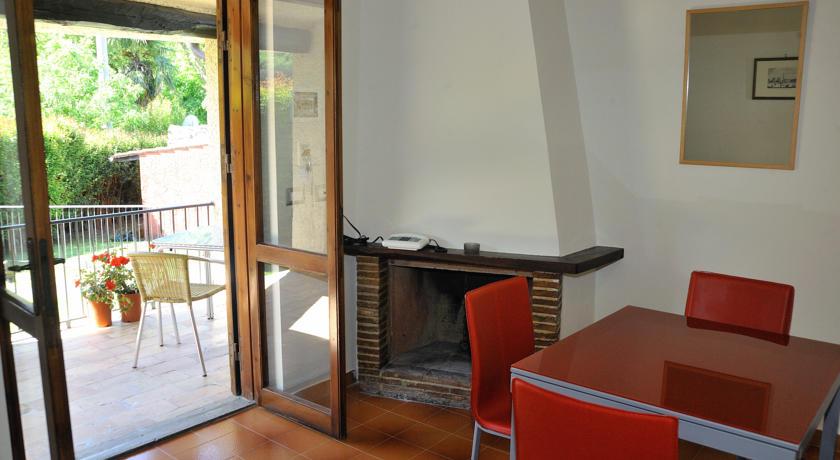 Appartamenti con Camino sul Lago di Bracciano