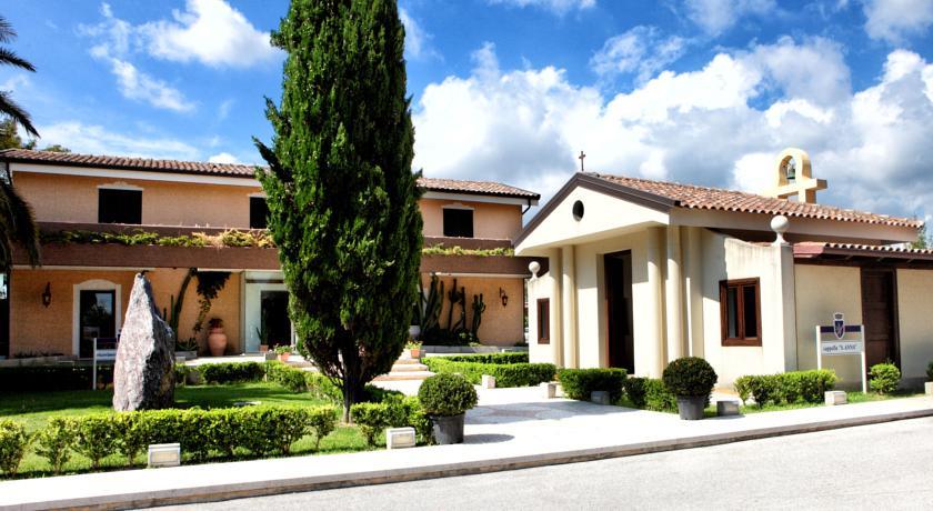 Residence con appartamenti a Scalea