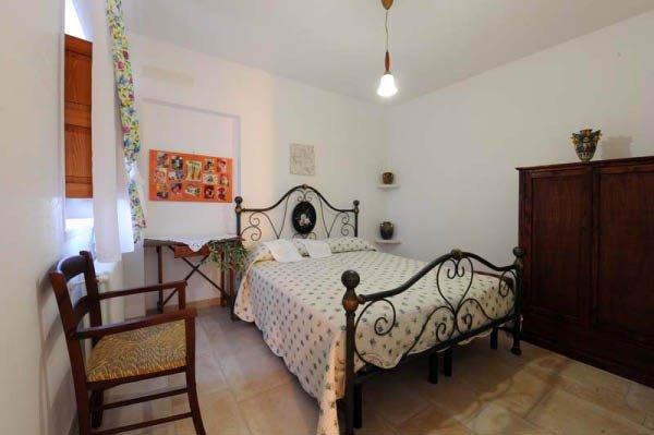 Camera in trullo Casa dei Campi Nunnacola
