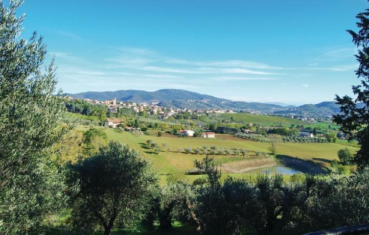 Agriturismo in Umbria - Colline del Trasimeno