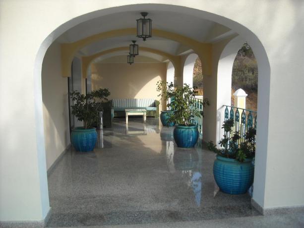 splendido residence a Sos Alinos vicino cala liberotto