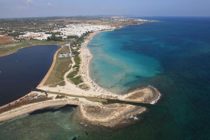Villaggio a Ugento con Spiaggia Privata Lido Marini