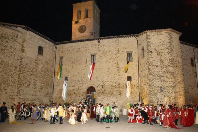 Manifestazione Medievale a Castel Ritaldi