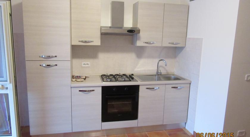 Appartamenti con cucina in Agriturismo in Maremma