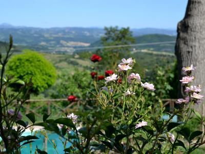 Agriturismo con ristorante Bio: Il Panorama