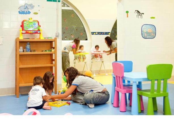 Assistenza per i vostri Bambini H. 24