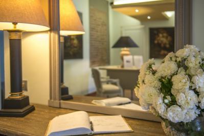 Eleganti e raffinate camere