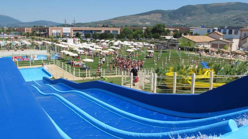 Flex Beach Parco Acquatico Foligno