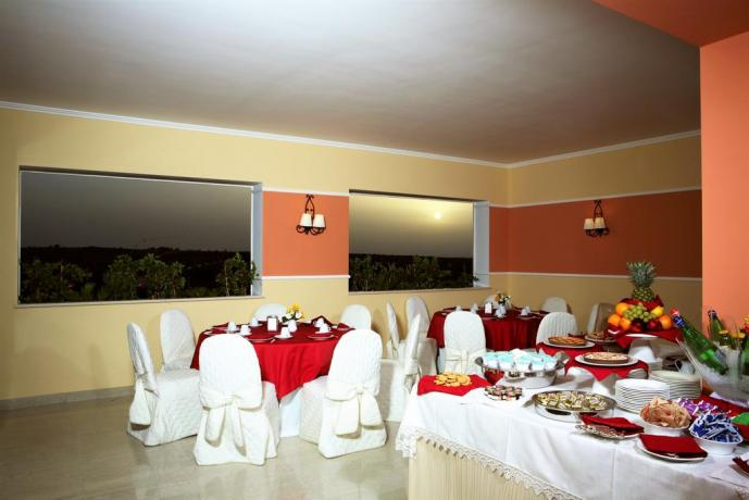 Ristorante alta qualità in Hotel*** Castellana Grotte