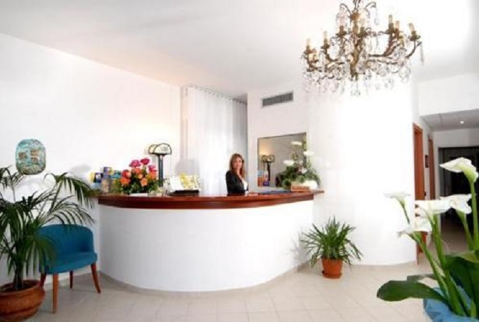 Reception Hotel a Finale Ligure