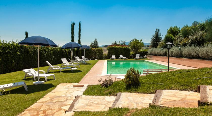 Villa con Piscina e Barbecue