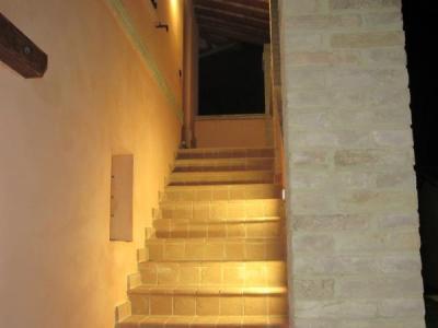 esterno appartamenti bilocali al centro dell'Umbria