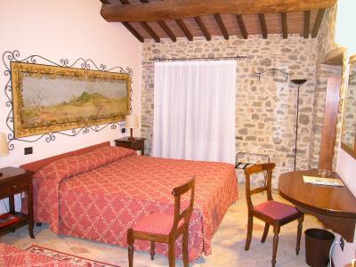 Camere standard e superior vicino Gubbio