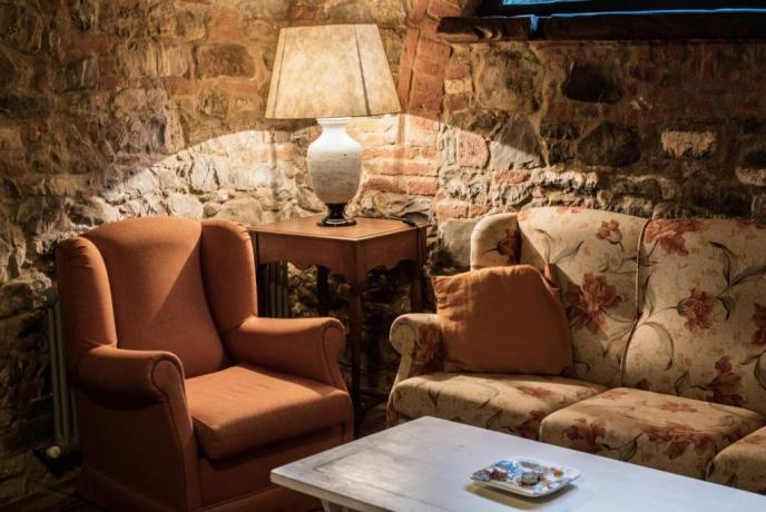 Villa ad Arezzo di lusso per gruppi