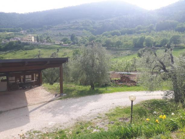 Agriturismo in campagna nella Valnerina a Ferentillo
