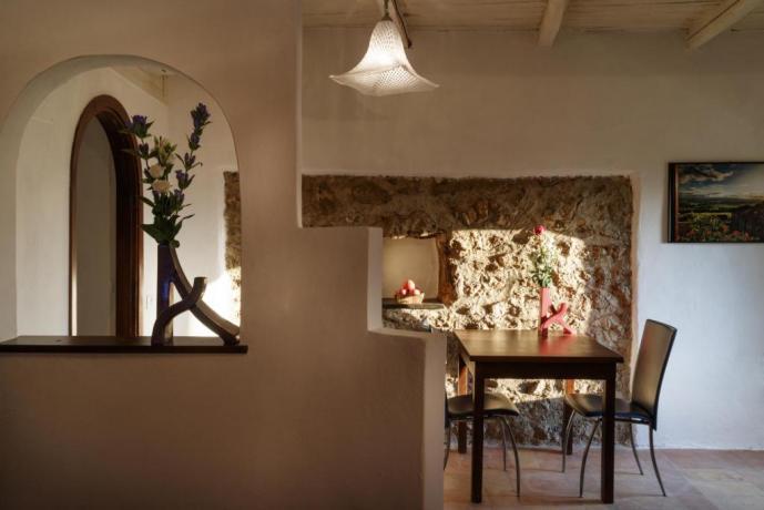 Appartamento-Giolli Monolocale per 1 in Borgo-sul-Clitunno Umbria