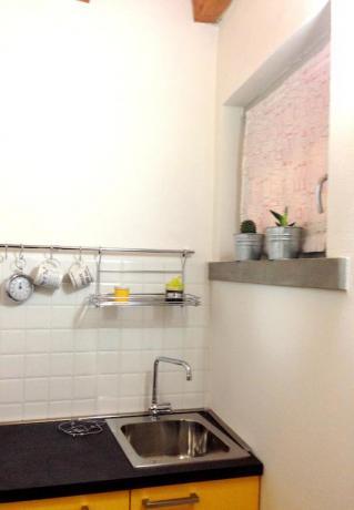 Appartamenti con angolo cucina incluso