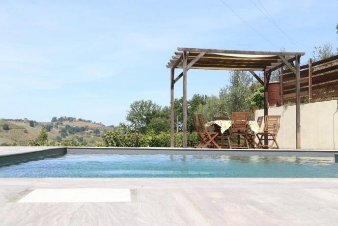 A Montebuono Appartamenti Vacanza con Piscina Panoramica
