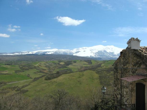 Appartamenti in Abruzzo - Casa vista monti Abruzzo
