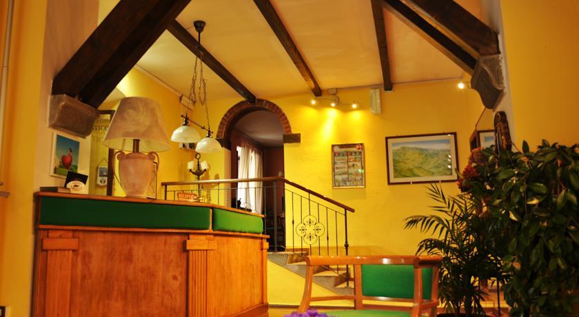 Reception Hotel vicino Arezzo