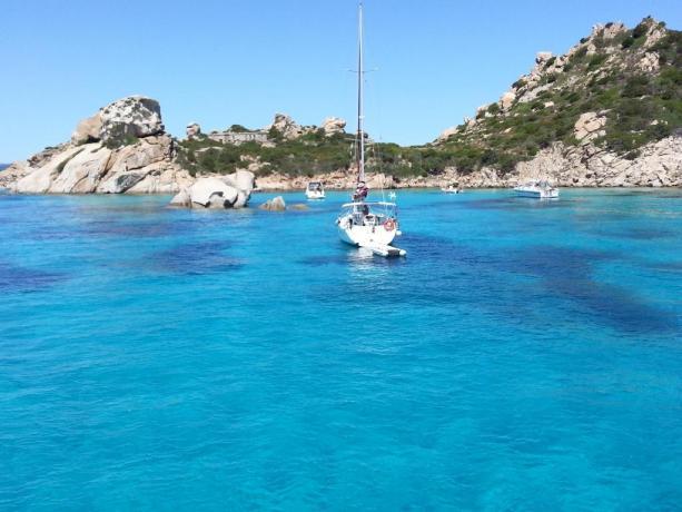 possibili gite in barca o escursioni dall'hotel