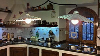Cucina del B&B