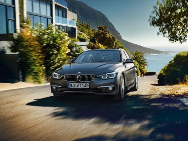 Noleggio Lungo Termine BMW SERIES 3 in Promozione