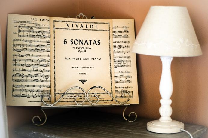 Mini Suite Musica B&B Acquasparta centro