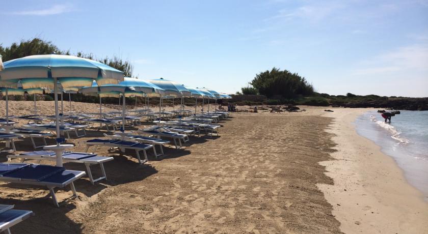 Resort nel Salento vicino alla Spiaggia TorrePali