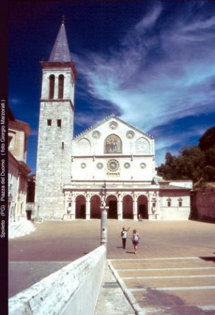 Piazza del Duomo di Spoleto
