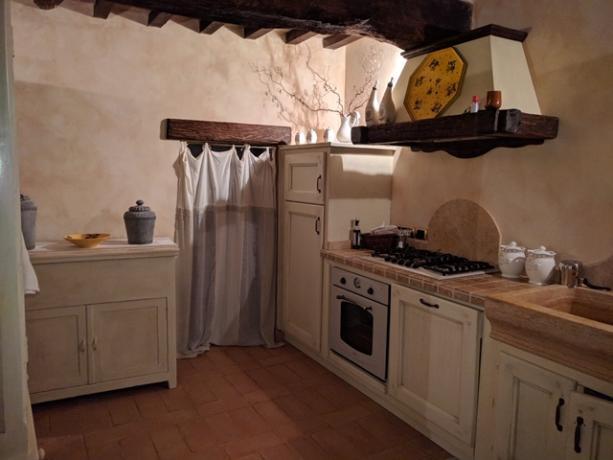 Cucina del Casale Monte Castello di Vibio