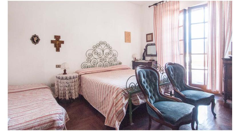 camera da letto in bed breakfast Umbria