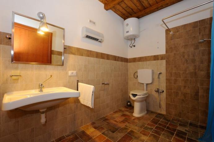 Appartamento accessibile ai disabili agriturismo Umbria