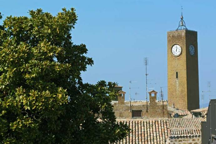 Casolare vicino a Torre del Moro ad Orvieto
