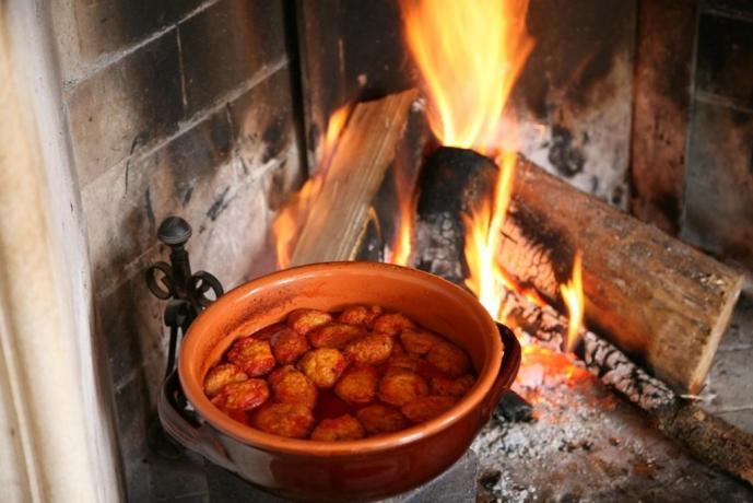 Agriturismo Ristorante con cucina tipica a Abbateggio (PE)