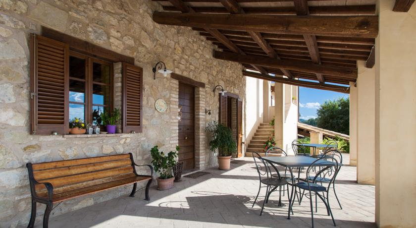 Agriturismo in stile country a Foligno
