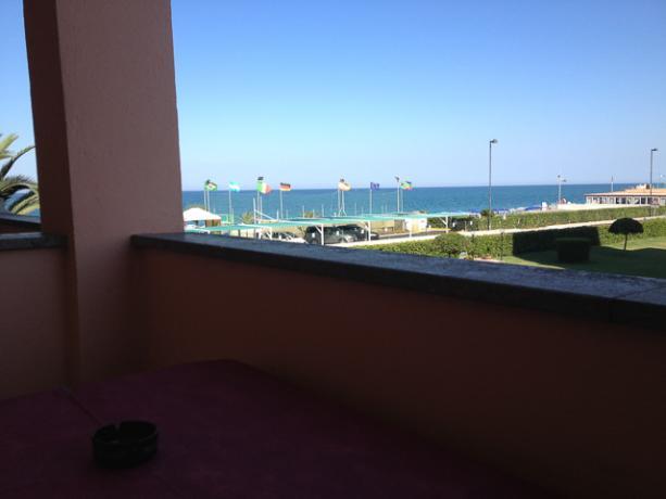 Camere vista Mare Riviera del Conero Numana