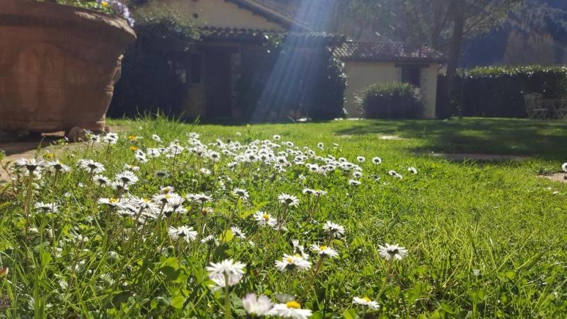 Casa Vacanze con appartamenti e giardino a Ferentillo