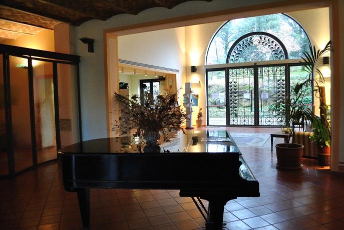 Vista sulle Colline Toscane in Hotel Residence