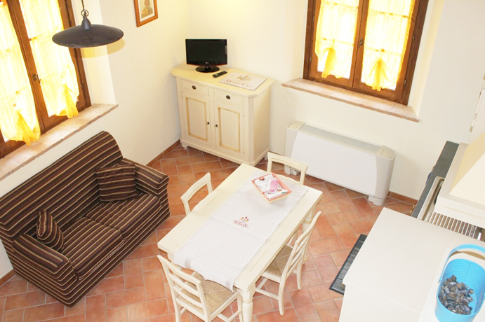 Casa Principale, Appartamenti rustici a Montefiascone