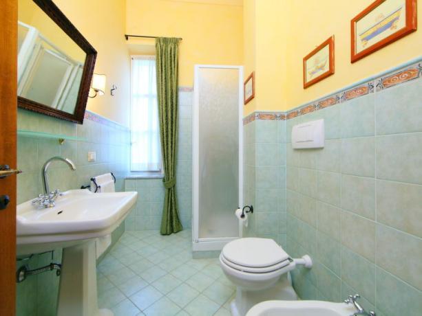 Villa Vacanze con Bagno in camera