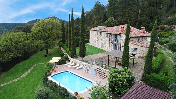 Villa privata le Capanne