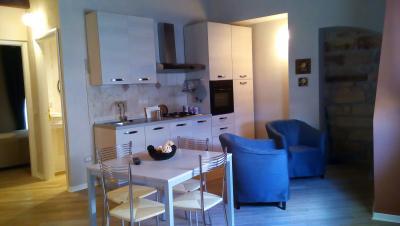 Appartamento Crux con cucina attrezzata e forno