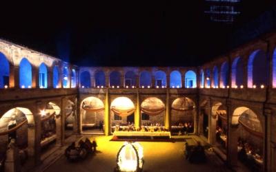 Gaite a Giugno a Bevagna mercato storico