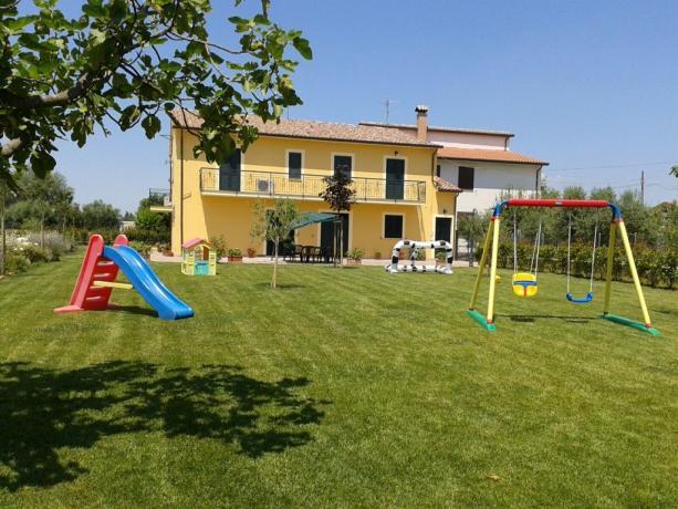 Divertimento in famiglia in vacanza ad Assisi