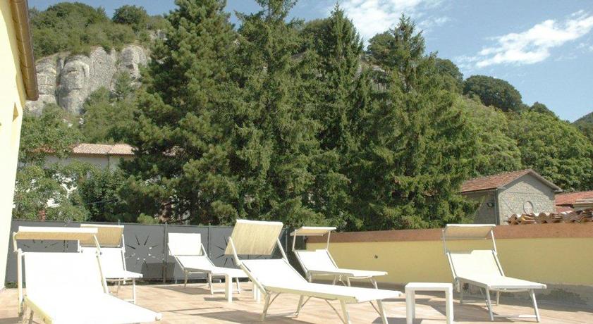 Solarium Hotel sul Verghereto