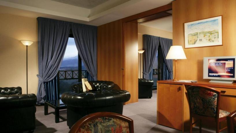 Elegant Junior Suite in albergo 4 Stelle Avezzano